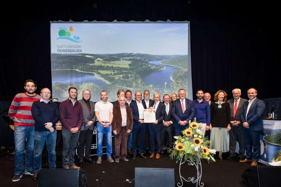 20 Joer Feier Naturpark Oewersauer