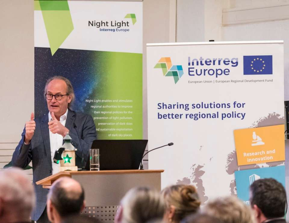 INTERREG Europe NIGHT LIGHT Konferenz 28.02.2019